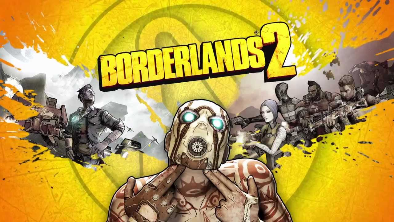 Borderlands 2|Lifetime Warranty
