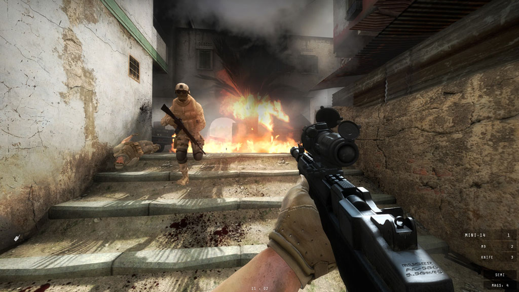 Insurgency >>> STEAM KEY | RU-CIS