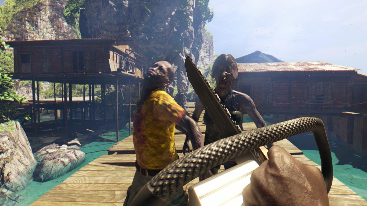 Dead Island Riptide Definitive Edition >>> STEAM KEY