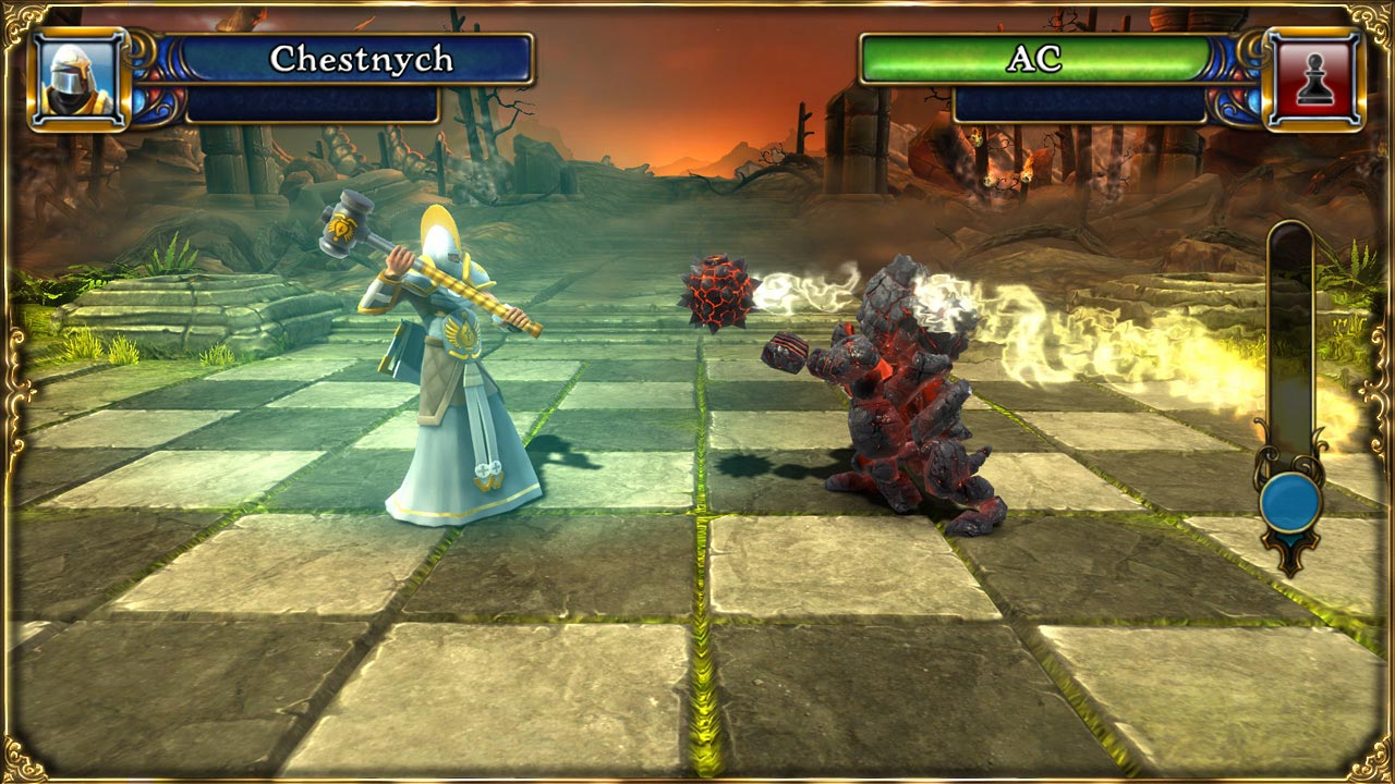 Battle vs Chess >>> STEAM KEY | ROW
