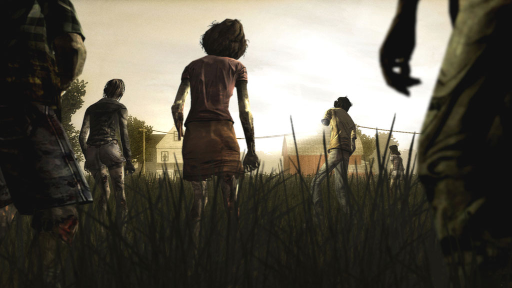 The Walking Dead: Season 1 >>> STEAM KEY | ROW