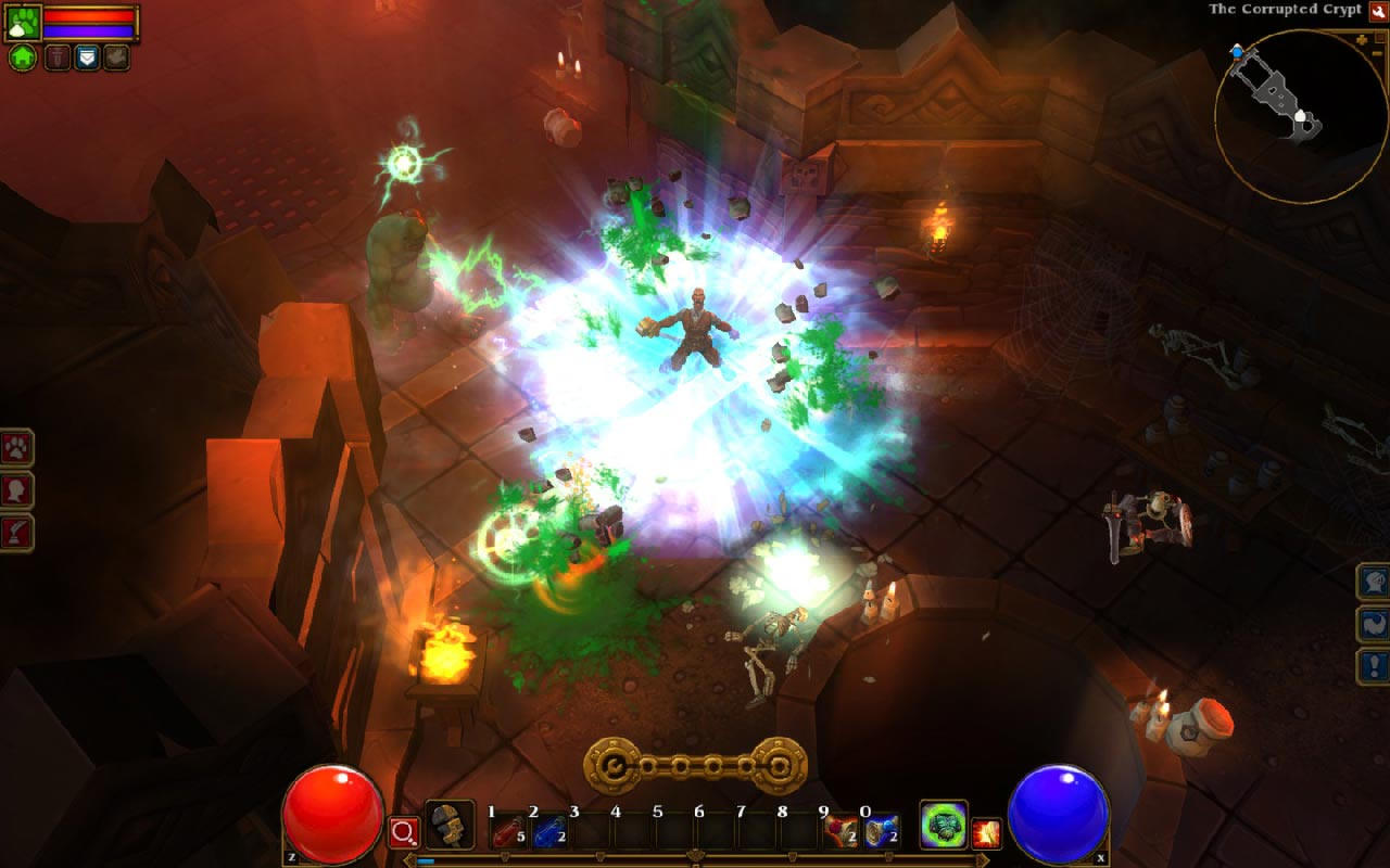 Torchlight II >>> STEAM GIFT | RU-CIS