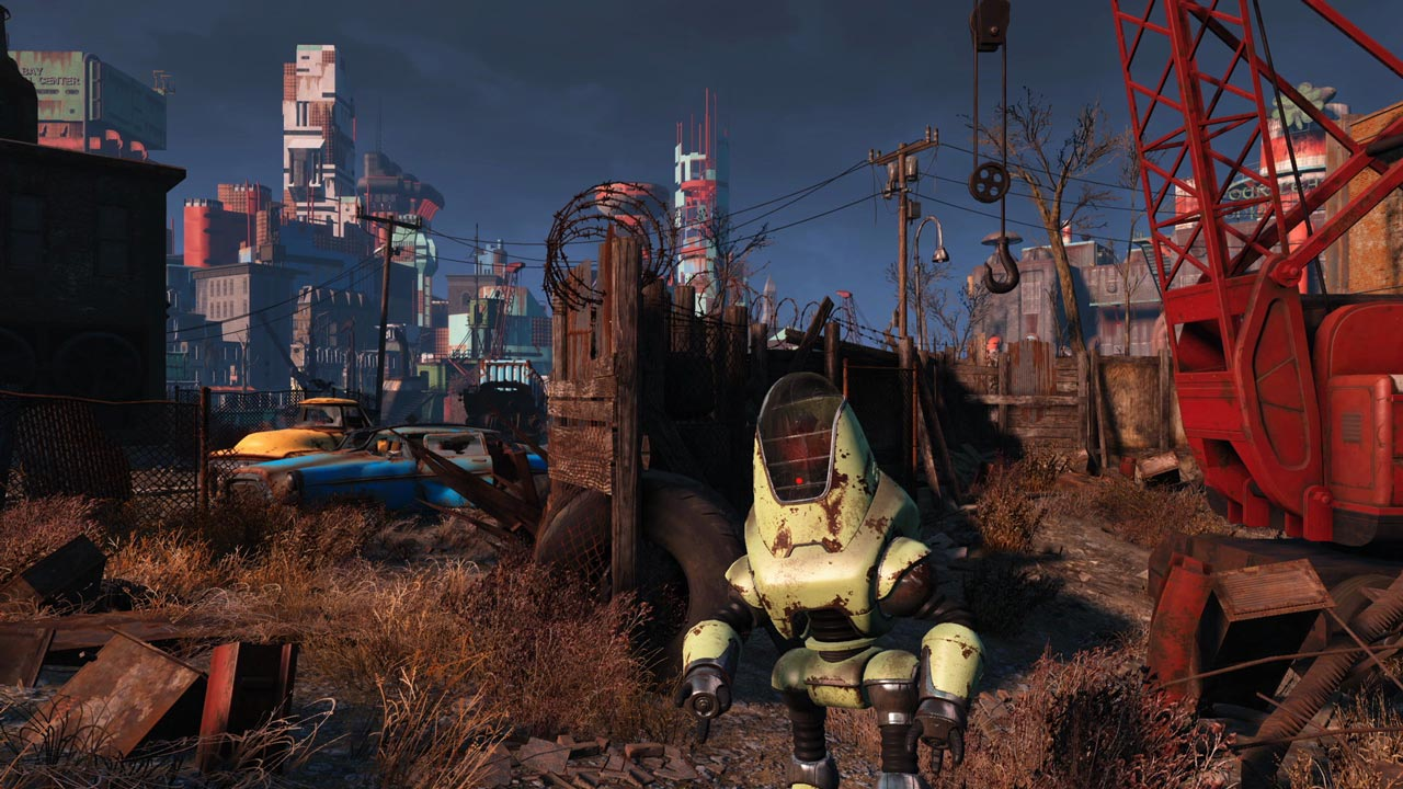 Fallout 4: Game of the Year (GOTY) > STEAM KEY | RU-CIS