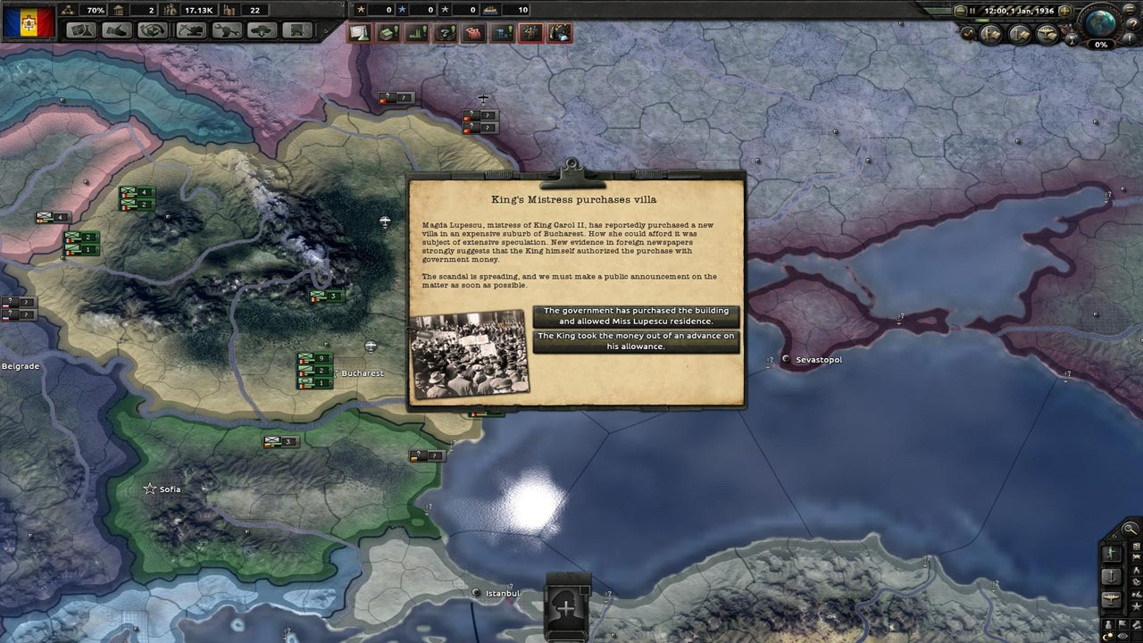 Hearts of Iron IV: Death or Dishonor >> DLC | STEAM KEY