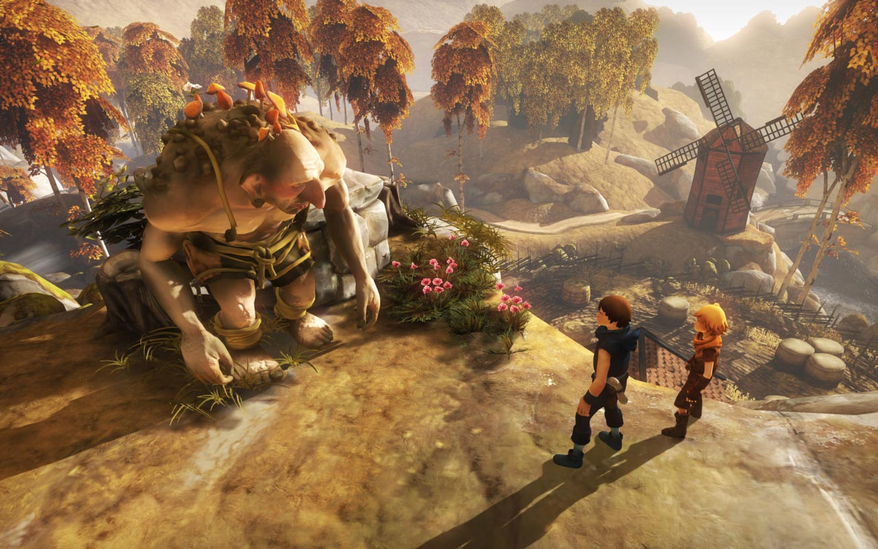 Brothers - A Tale of Two Sons >>> STEAM KEY | RU-CIS