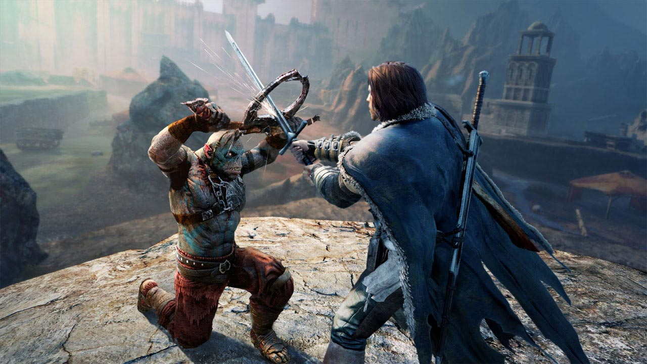 Middle-earth: Shadow of Mordor >>> STEAM KEY | ROW
