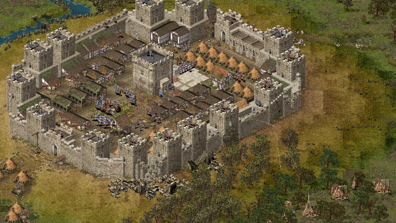 Stronghold HD >>> STEAM GIFT | RU-CIS