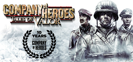 Company of Heroes: Tales of Valor >>> STEAM GIFT| ROW