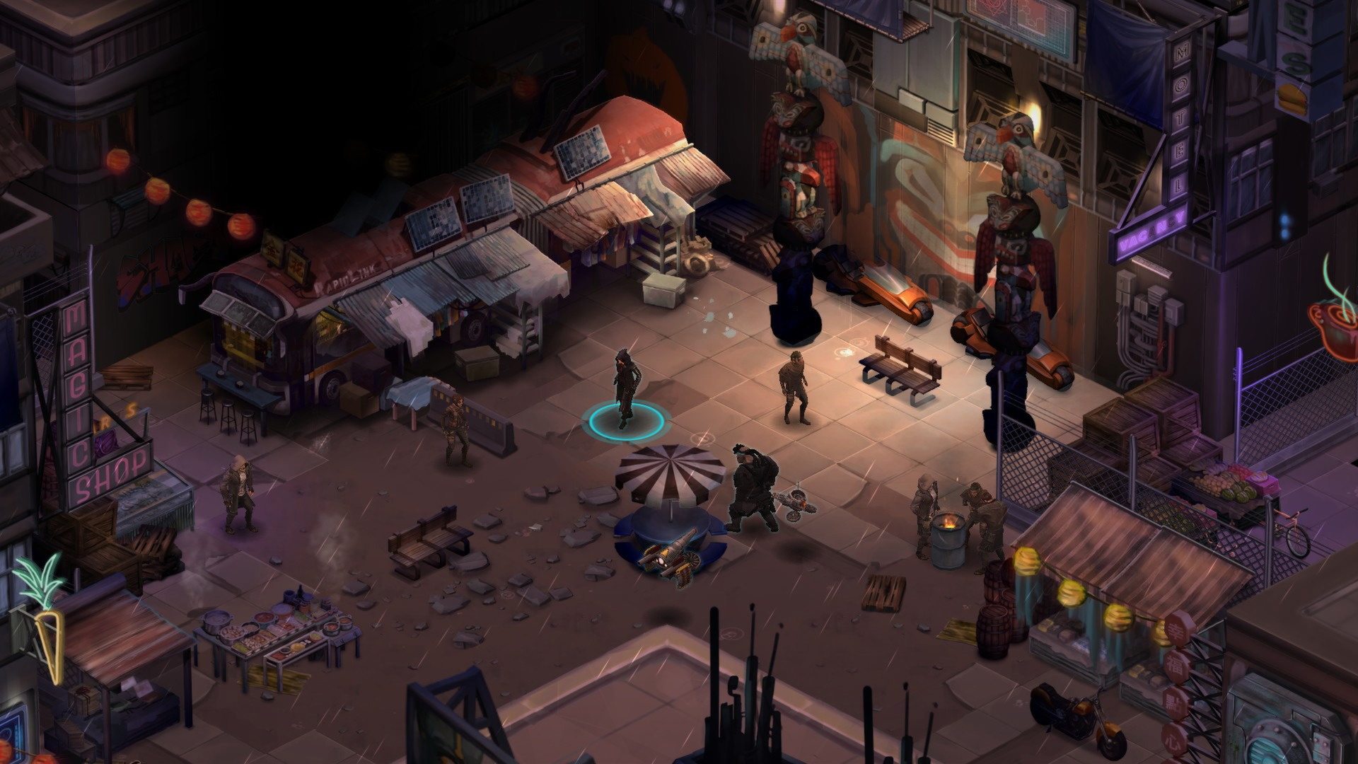Shadowrun Returns (Steam Key) Region Free