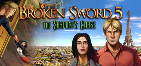 Broken Sword 5 - the Serpent's Curse (Steam Key) Row 2019