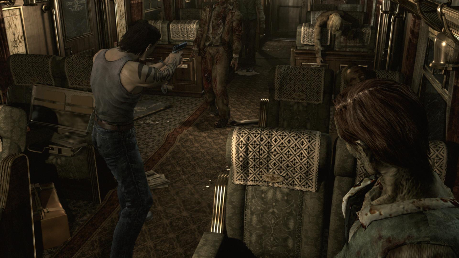Resident Evil 0/biohazard 0 HD REMASTER RU-CIS 2019