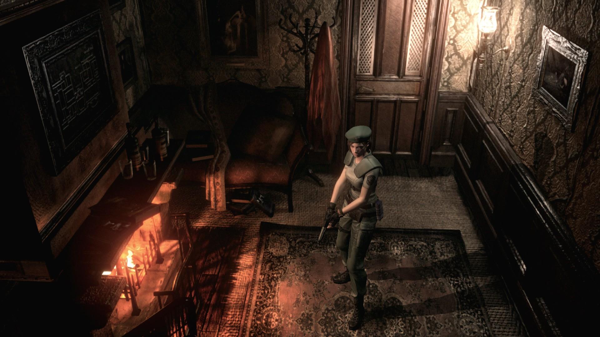 Resident Evil / biohazard HD REMASTER (SteamKey) RU-CIS 2019