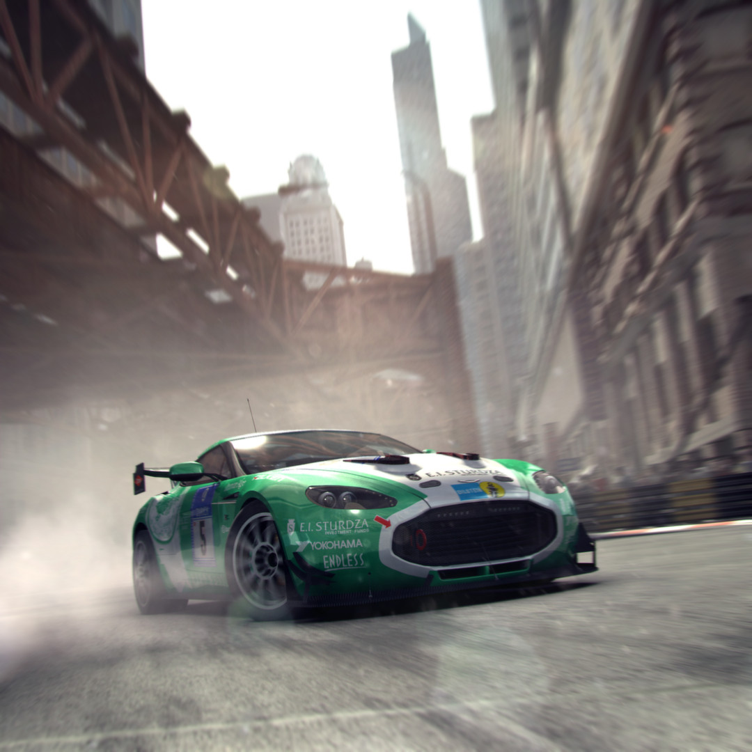 GRID 2 - Spa-Francorchamps Track Pack (Steam Key) Row