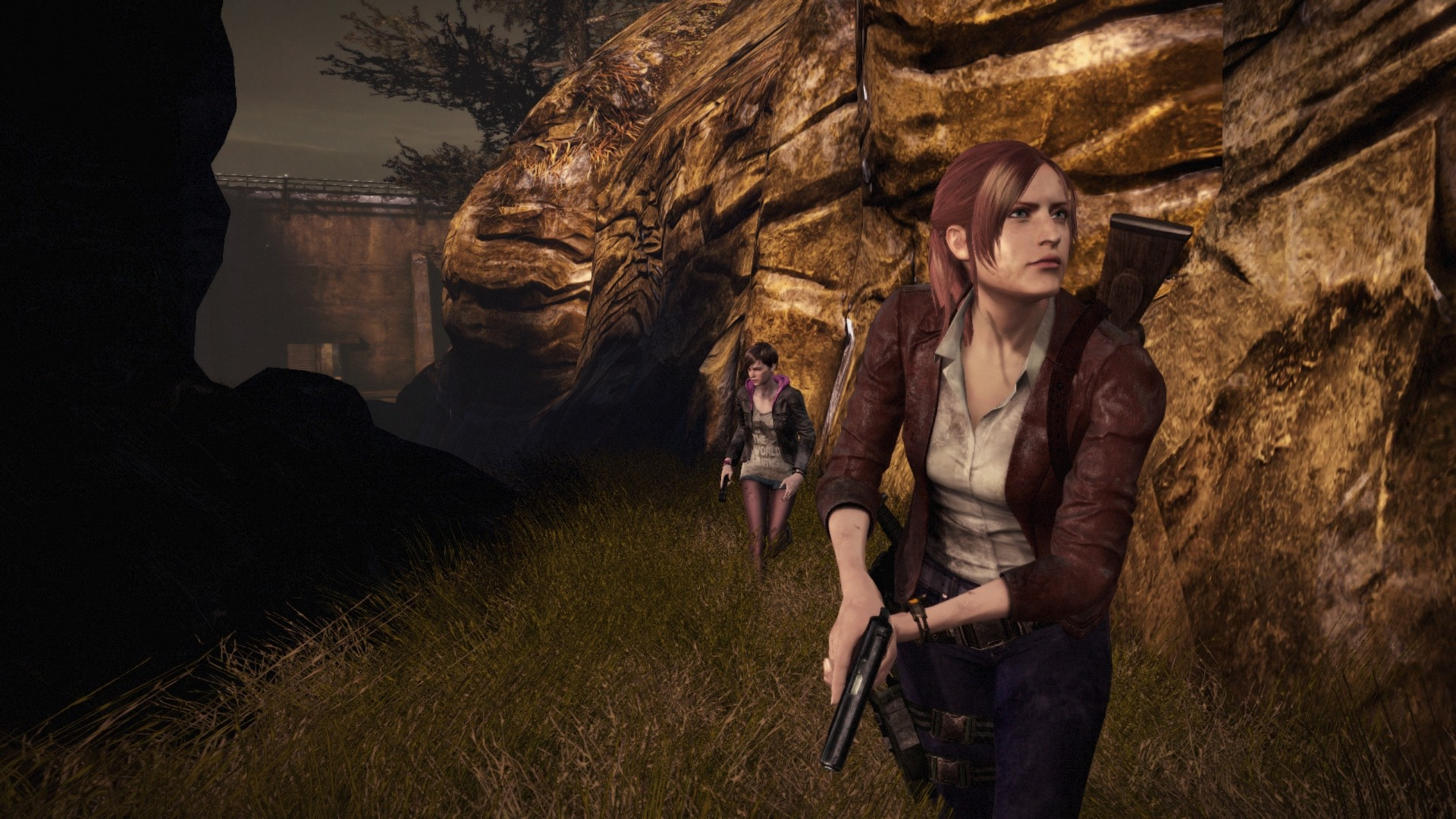 RESIDENT EVIL REVELATIONS 2-EP.1: PENAL COLONY - RU/CIS