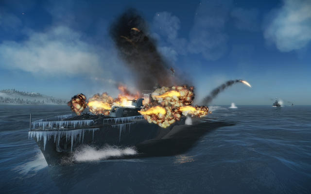 Silent Hunter 5 Battle of the Atlantic Gold (UPlay Key)