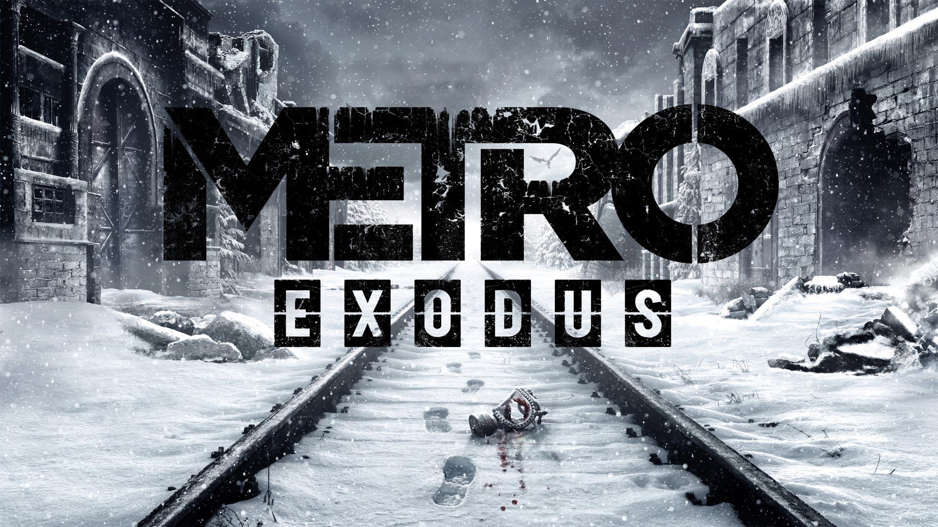 METRO EXODUS (EPIC LAUNCHER)+Warranty+PROMOCORE 2019