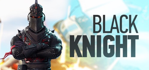 FORTNITE Epic Black Knight Equipment