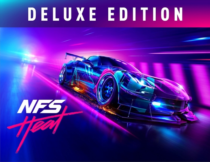 ⭐️NEED FOR SPEED HEAT DELUXE • LIFETIME GUARANTEE⭐️