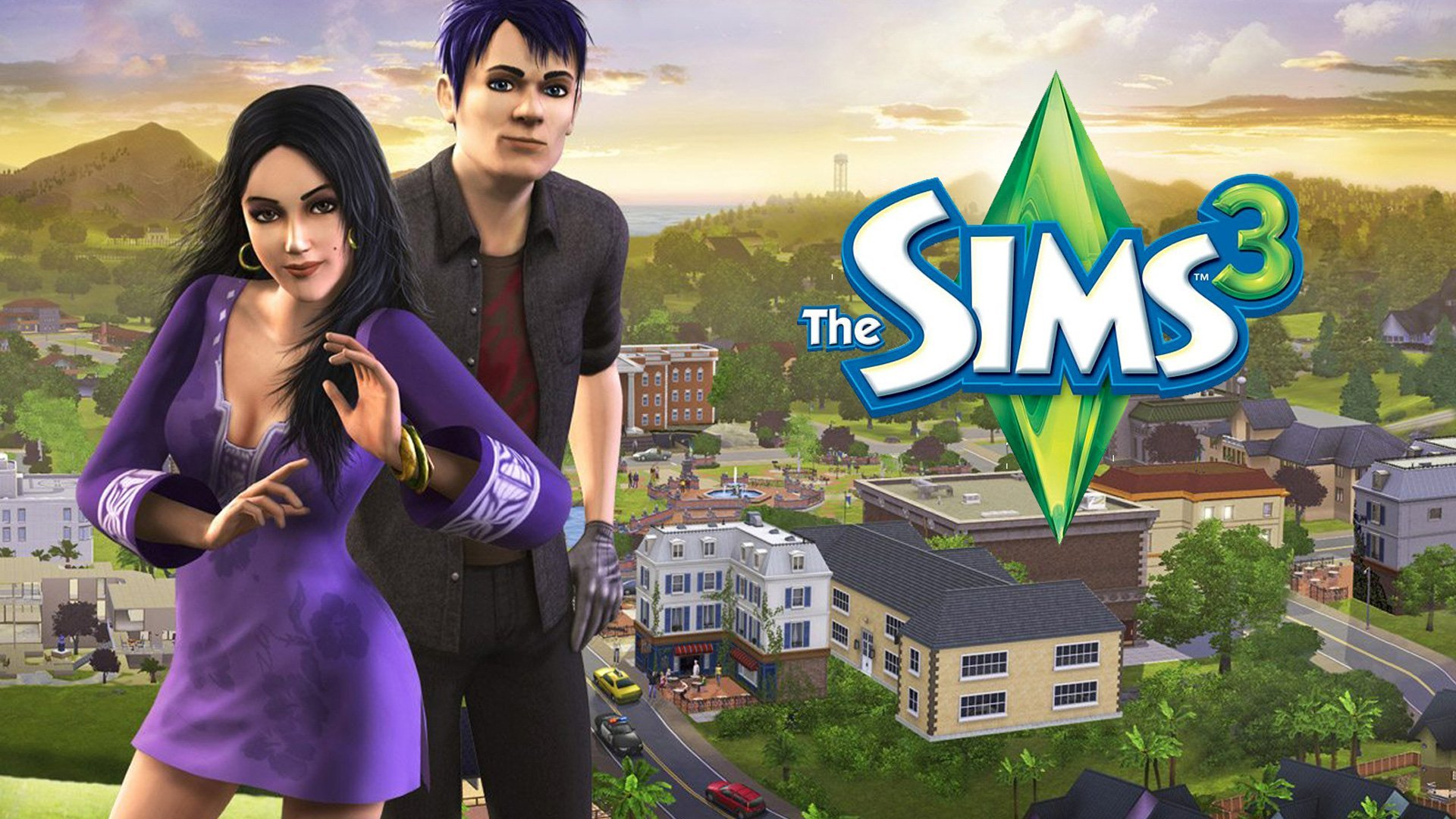 Origin Account with The Sims 3 + The Sims 4 Digital