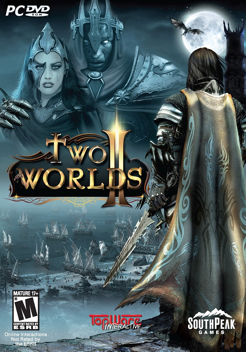 Two Worlds 2 II HD - Call of the Tenebrae + ПОДАРОК 🎁