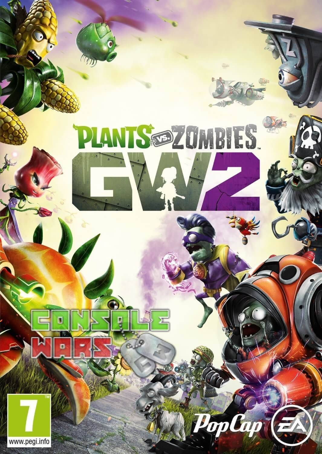 🌵 Аккаунт Origin Plants VS Zombies Garden Warfare 2 🌵