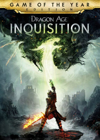 🐉 Origin Dragon Age Inquisition Account 🐉
