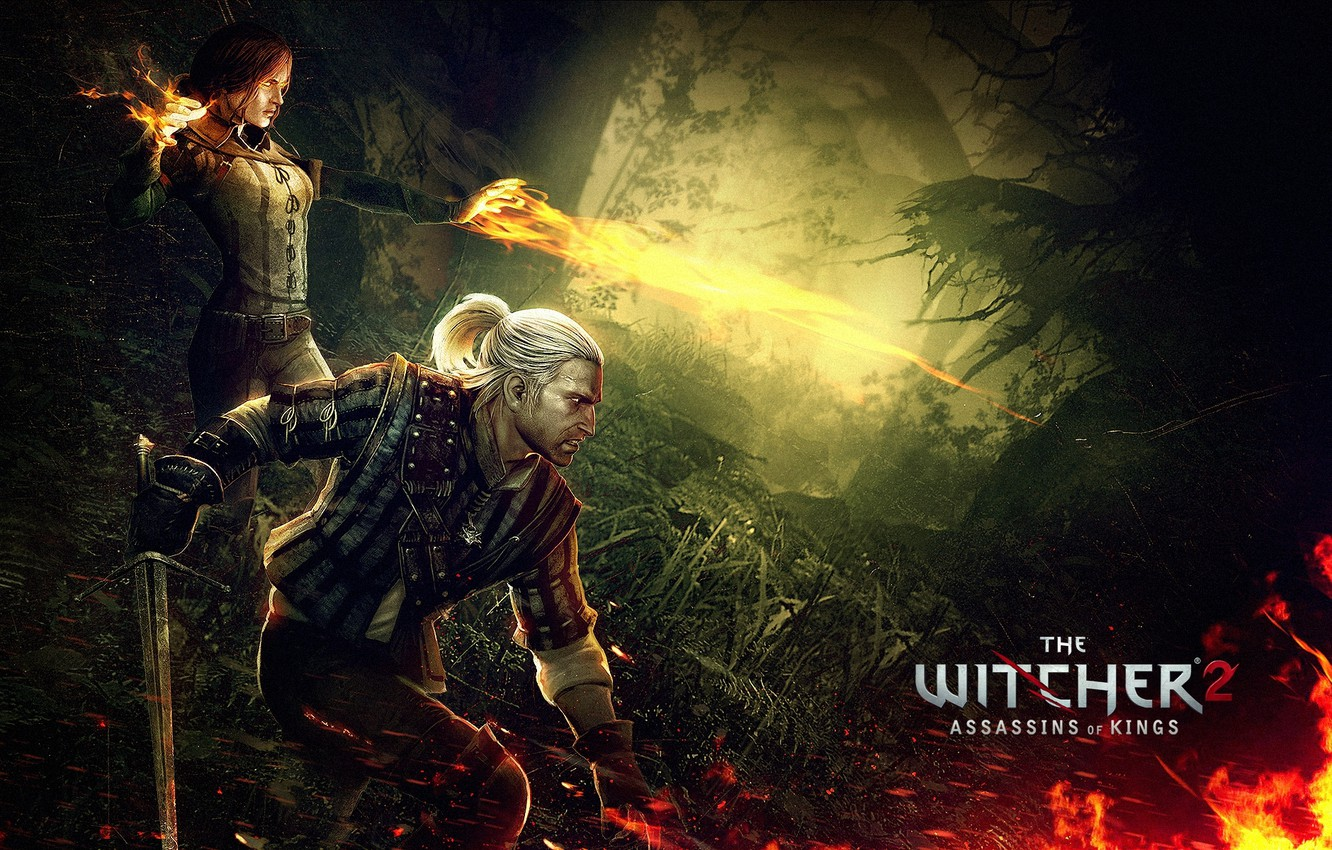 ⚔️ Account Origin The Witcher Assassins Of Kings ⚔️