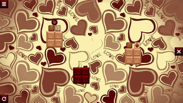 CHOCOLATE MAKES YOU HAPPY: VALENTINE´S DAY STEAM KEY