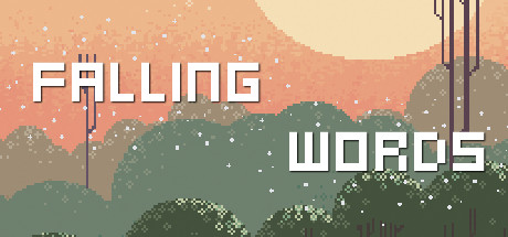 FALLING WORDS STEAM KEY GLOBAL (🔑) (🌐)