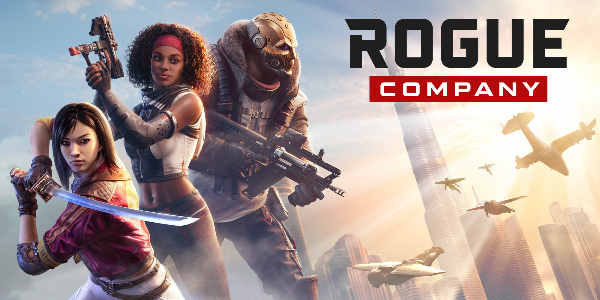 Rogue Company Free Edition Epic Games Key Region Free