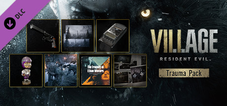 Resident Evil Village - Полевой набор DLC STEAM KEY ROW