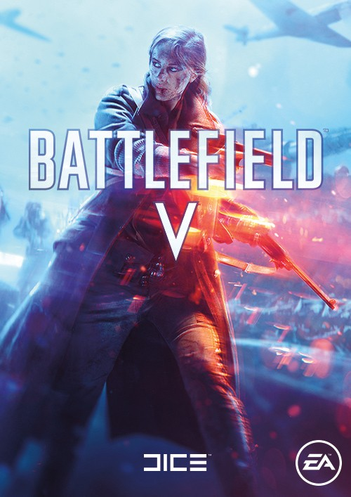 Фотография battlefield v 5 standard edition origin key region free