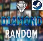 5 RANDOM STEAM DIAMOND CD KEYS