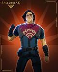Spellbreak Sundowner Outfit DLC EPIC GAMES KEY GLOBAL