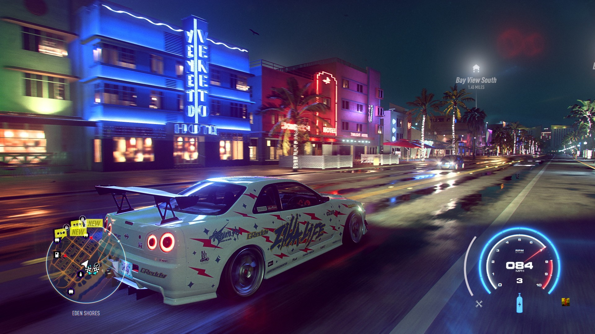 Need for Speed Heat Deluxe Edition + LIFETIME WARRANTY