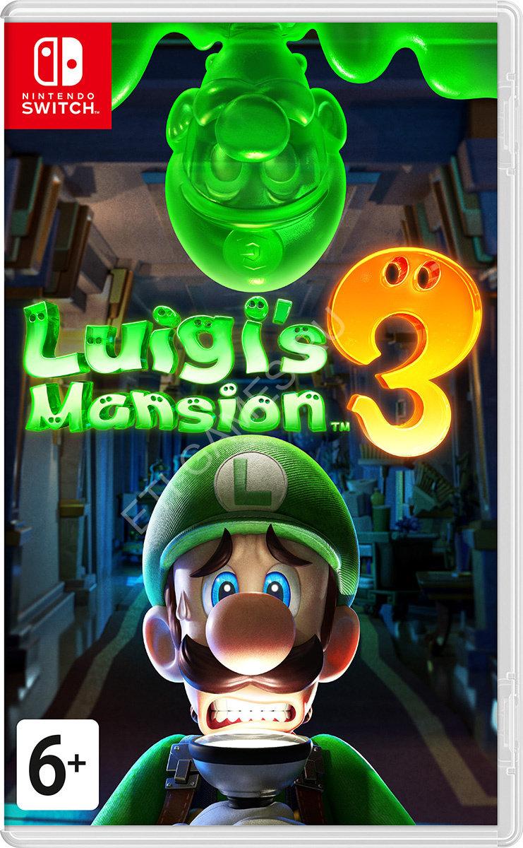 Luigi's Mansion 3 / Nintendo Switch