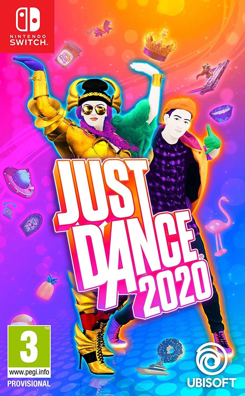 Just Dance 2020 / Nintendo Switch