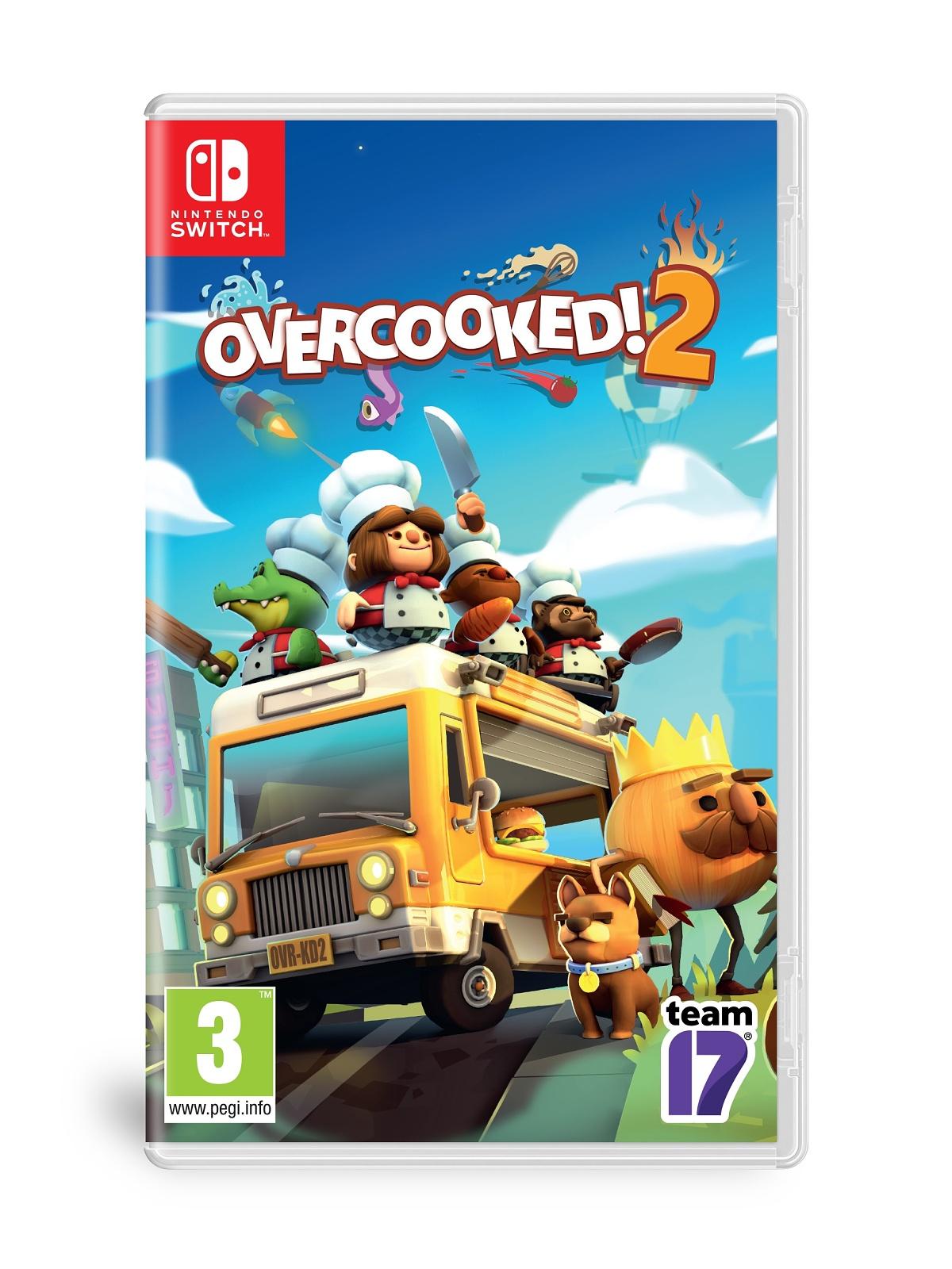 Overcooked! 2 / Nintendo Switch