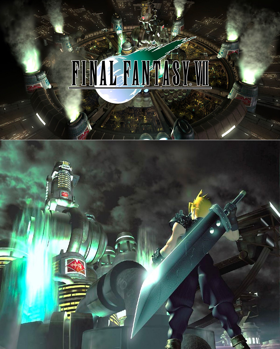 FINAL FANTASY VII / Nintendo Switch