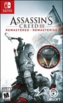 Assassin's Creed III: Remastered / Nintendo Switch