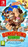 Donkey Kong Country: Tropical Freeze / Nintendo Switch
