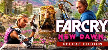 Far Cry New Dawn Deluxe + FAST ACTIVATION