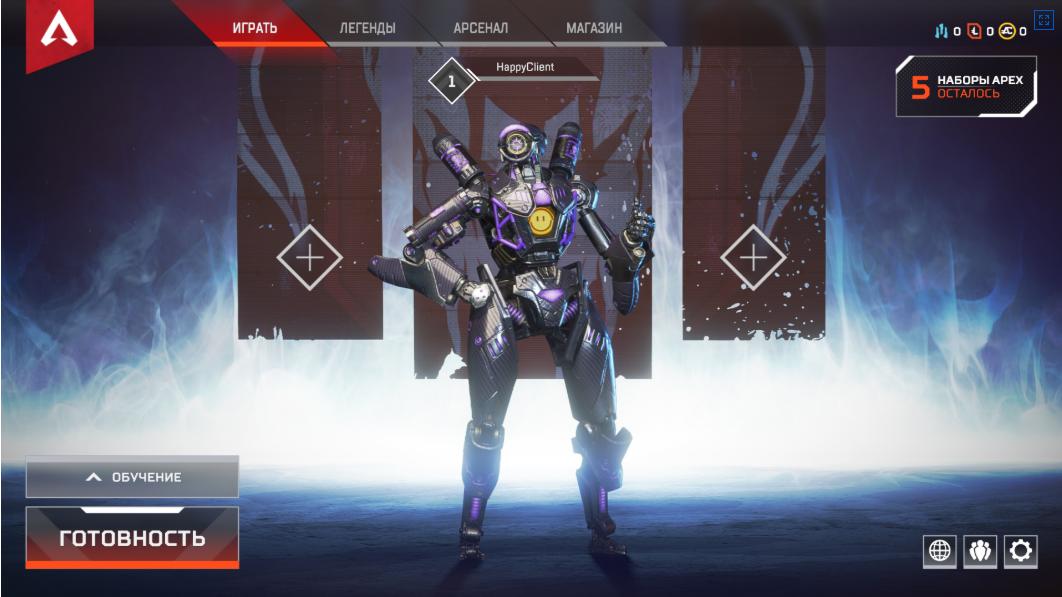 Twitch Prime Apex Legends / Warface Account ✅ 2019