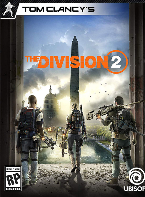 TOM CLANCY´S THE DIVISION 2 GOLD EDITION  - UPLAY RUS