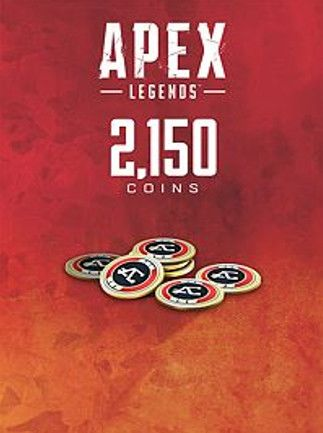 Apex Legends - 2150 Apex Coins (Origin key) Any reg. 2019