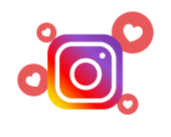Instagram likes are fast, with avatars and posts 2019