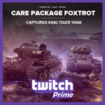 Buy now Twitch Prime Account 🔥 WOT Foxtrot🔥GTA Online🔥Apex and