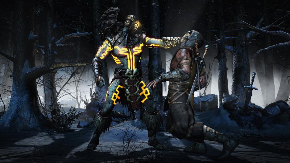 Mortal Kombat X 2019