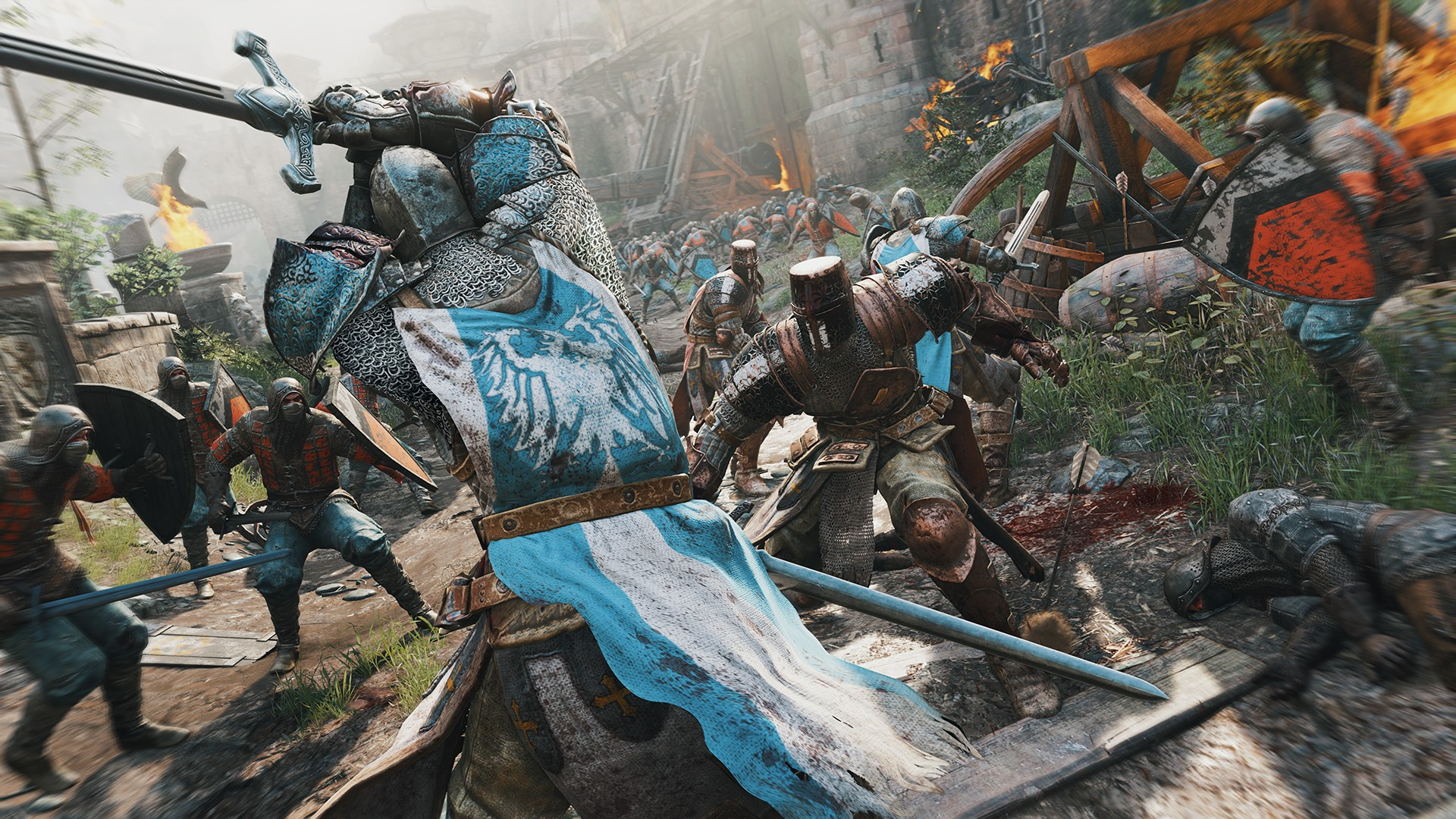 FOR HONOR NEW STEAM ACCOUNT (Region Free) 2019