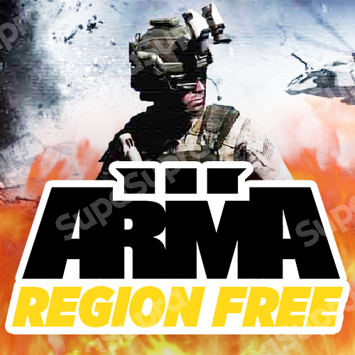 Arma 3 NEW STEAM ACCOUNT (Region Free)